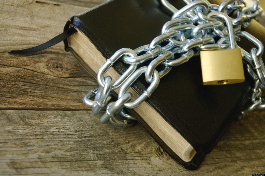 Zabranjene knjige – zašto, gde i koliko dugo…