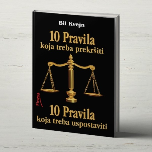 10 pravila koja treba prekršiti i 10 pravila koja treba uspostaviti