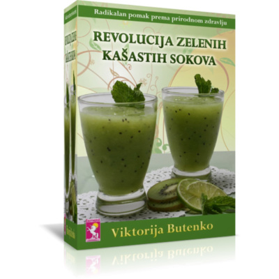 Revolucija zelenih kašastih sokova radikalni