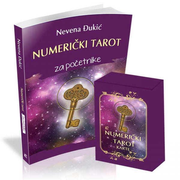 Numerički tarot za početnike+ tarot karte