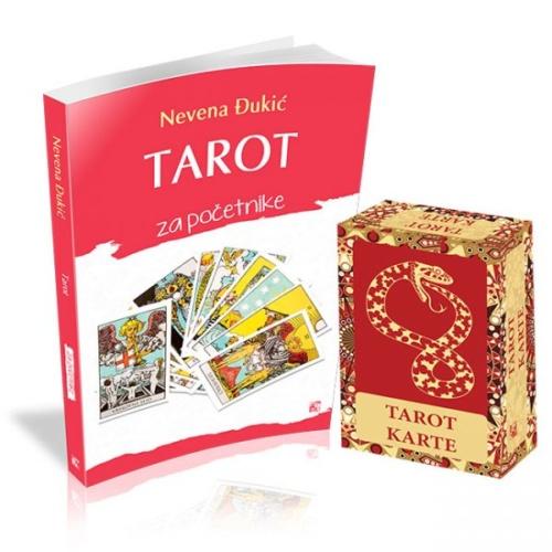 Tarot za početnike sa kartama