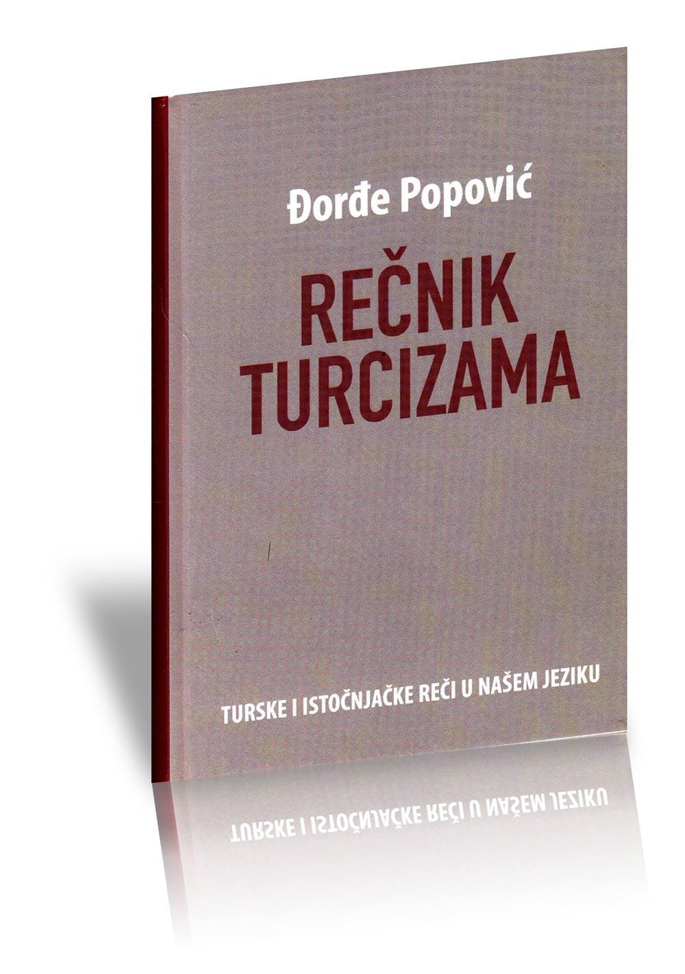 Rečnik turcizama