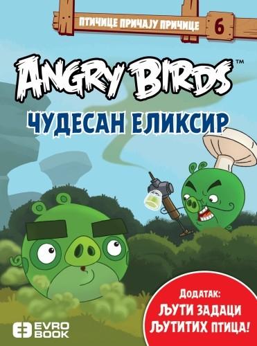 ANGRY BIRDS – ČUDESAN ELIKSIR