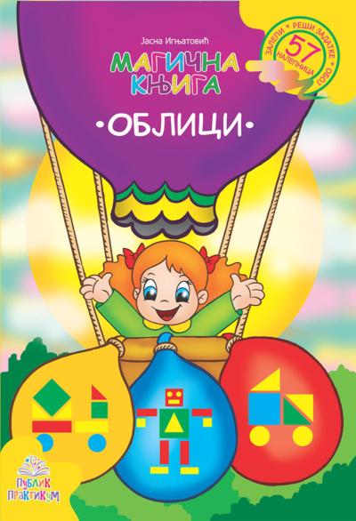 Magična knjiga - Oblici