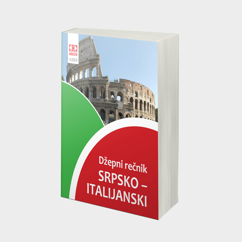 Srpsko – italijanski džepni rečnik