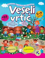 Veseli vrtić - bosanski jezik (latinica)