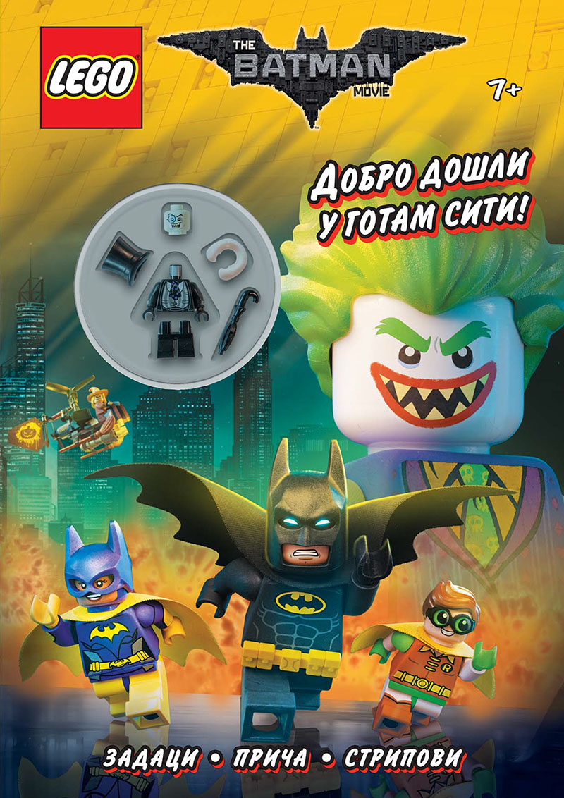 THE LEGO® Batman Movie – Dobro došli u Gotam Siti!