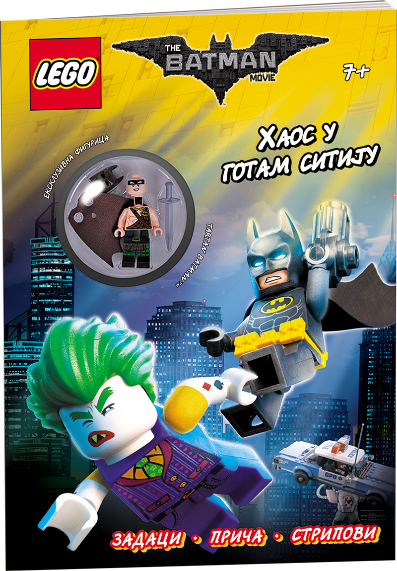 THE LEGO® Batman Movie – HAOS U GOTAM SITIJU