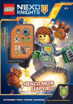 LEGO NEXO KNIGHTS – Nekso moć caruje!