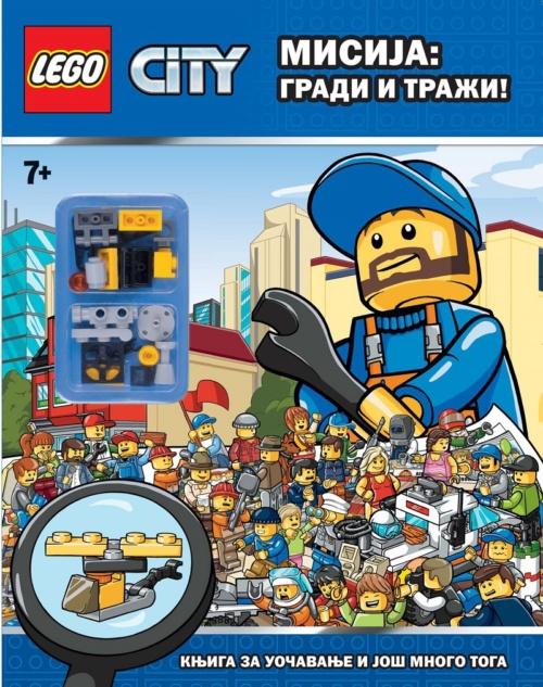LEGO® City – Misija: Gradi i traži!