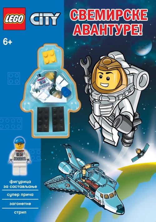 LEGO® City – Svemirske avanture!