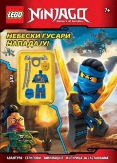 LEGO NINJAGO – Nebeski gusari napadaju!