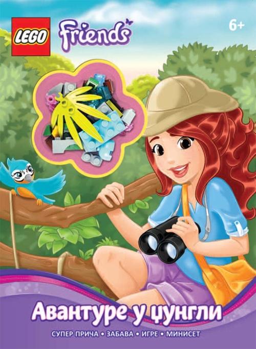 LEGO Friends – Avanture u džungli