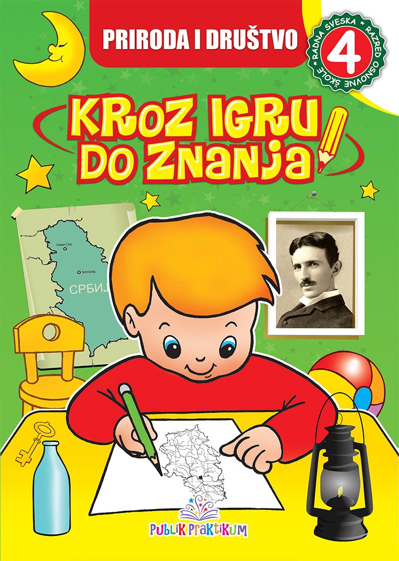 Priroda i društvo 4 – Kroz igru do znanja bosanski