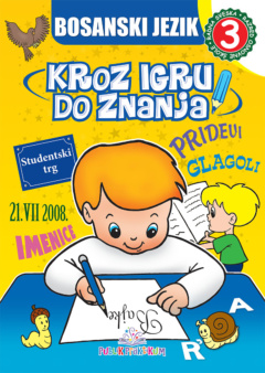 Bosanski jezik 3 – Kroz igru do znanja