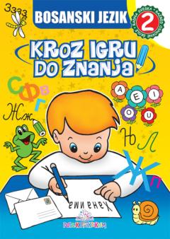 Bosanski jezik 2 – Kroz igru do znanja