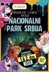 Nacionalni park Srbija – komplet
