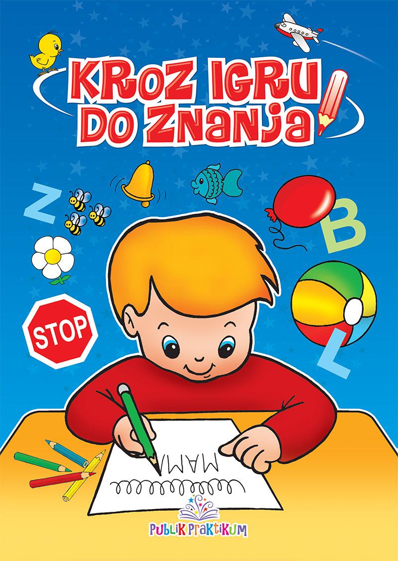 Kroz igru do znanja – bosanski jezik