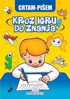 CRTAM – PIŠEM – Kroz igru do znanja bosanski