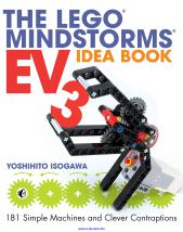 The LEGO® MINDSTORMS® EV3 Idea Book