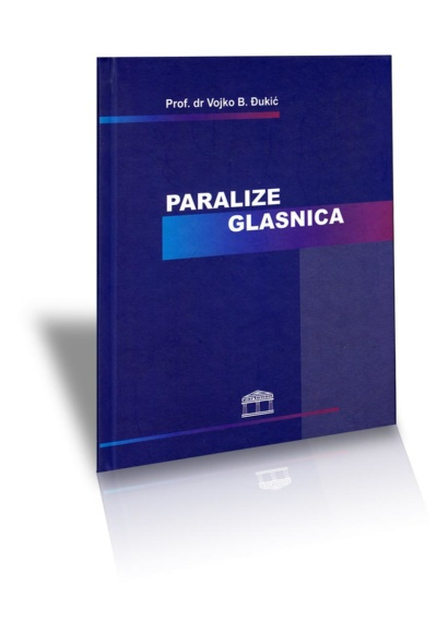 Paralize glasnica