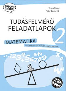 Kontrolne vežbe iz matematike za 2. razred na mađarskom jeziku