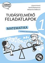 Kontrolne vežbe iz matematike za 1. razred na mađarskom jeziku