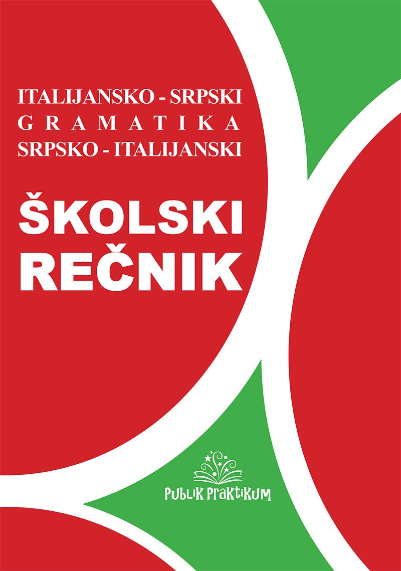 Školski italijanski rečnik