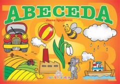 Abeceda – Kartonska slikovnica
