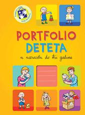 Portfolio deteta u uzrastu do 3 godine – latinica