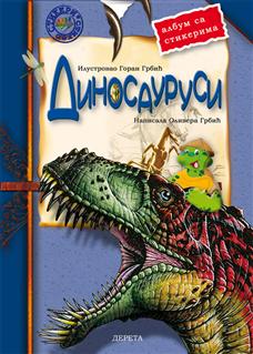 Dinosaurusi – album sa stikerima
