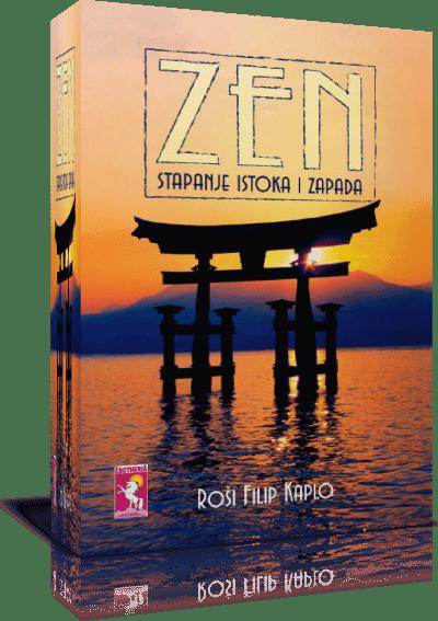 Zen stapanje Istoka i Zapada