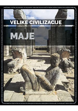 Maje – Velike civilizacije