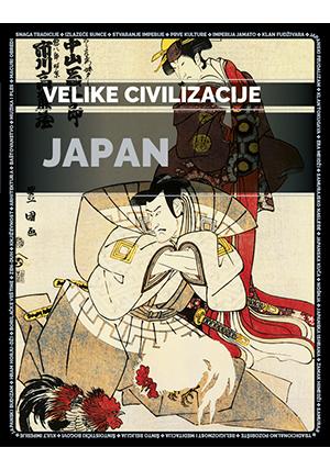 Japan – Velike civilizacije