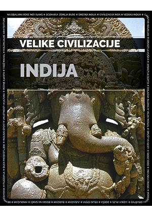 Indija – Velike civilizacije