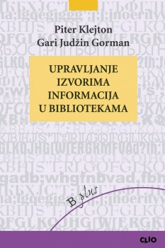 Upravljanje izvorima informacija u bibliotekama