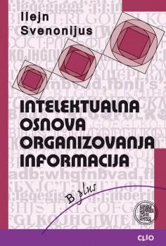 Intelektualna osnova organizovanja informacija