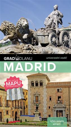GRAD NA DLANU - MADRID