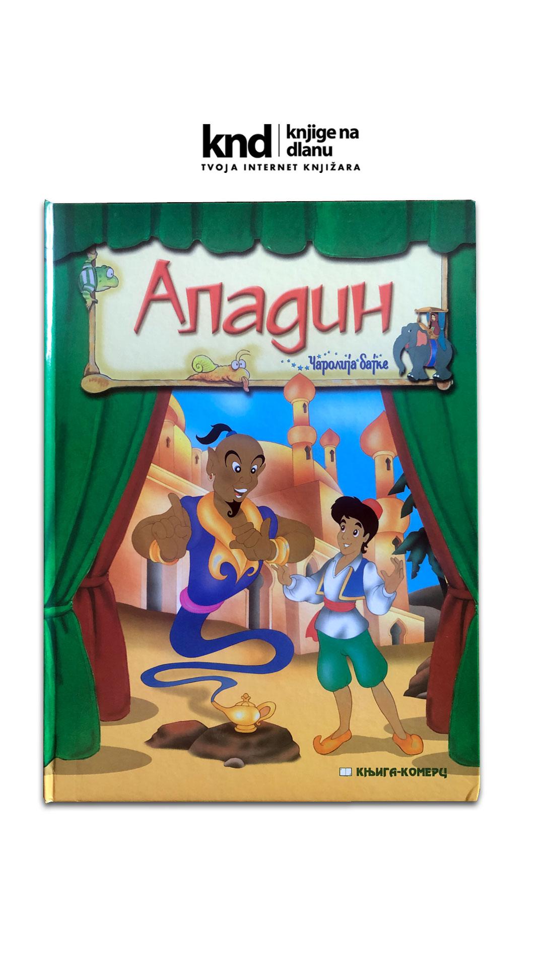 Aladin – ČAROLIJA BAJKE