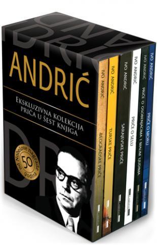 Ivo Andrić – Komplet