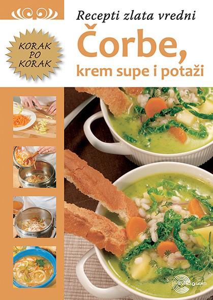 Čorbe, krem supe i potaži