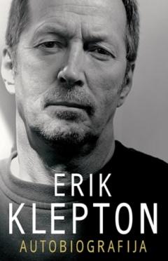 Erik Klepton – autobiografija