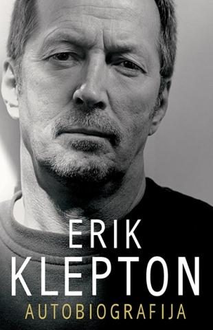 Erik Klepton - autobiografija