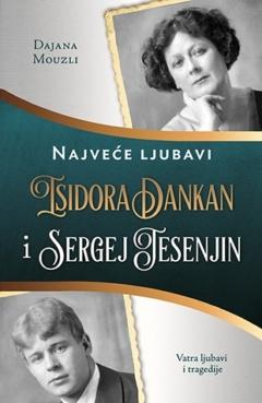 Isidora Dankan i Sergej Jesenjin