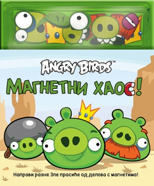 Angry Birds – Magnetni haos