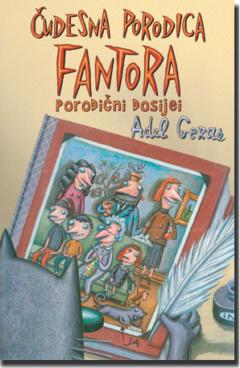Čudesna porodica Fantora – porodični dosijei