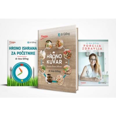 Komplet HRONO knjige