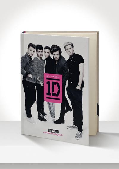 Gde smo, naš bend naša priča + poklon One Direction DVD