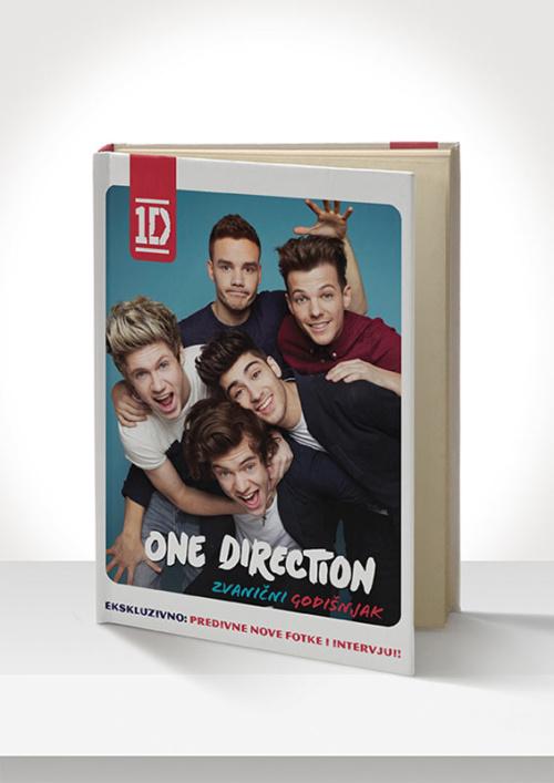 Zvanični godišnjak One Direction