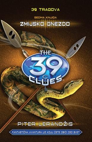 39 tragova: Zmijsko gnezdo – sedma knjiga